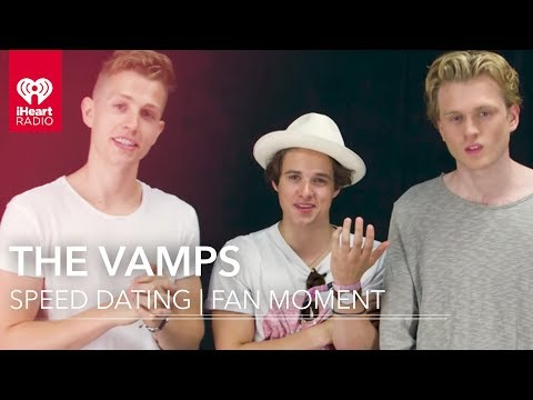 The Vamps Speed Dating! | Exclusive Fan Moment