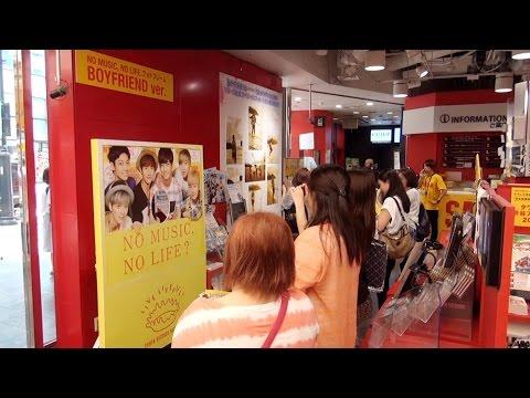 BOYFRIEND 2nd アルバム「SEVENTH COLOR」発売記念 BOYFRIEND×TOWER RECORDS スペシャル企画展開中!!