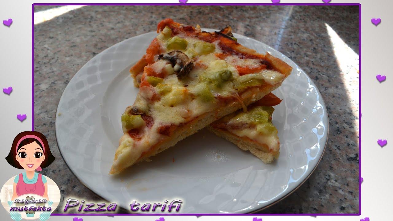 Evde Pizza Hamuru Nasıl Yapılır Videosu