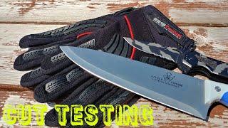 221b Guardian Gloves: CUT TESTING FAIL
