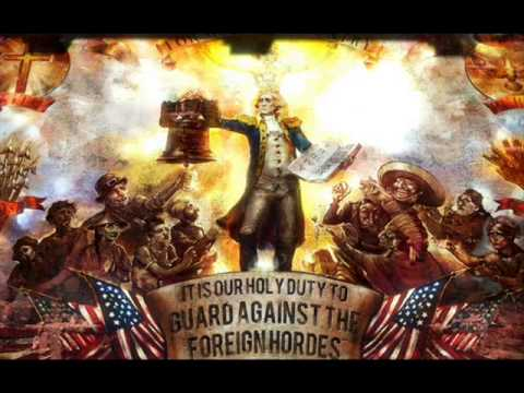 bioshock infinite trailer song beast of america