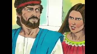 Bible Story Song Between David and King Saul... Trap version
