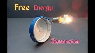 free energy generator 2019 _ how to make 100% free energy gene…