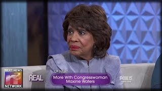Maxine Waters Obama FLASHBACK Reveals Dark Secret of the Deep State