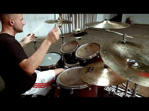 MALEVOLENCE - Trial by Fire (DRUM PLAY-THROUGH VIDEO)