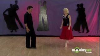 Ballroom Dancing - The Basic Tango Pattern
