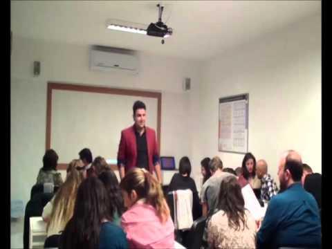 Teacher Training Tuesdays @ IH Izmir | 'Getting off our high horse' by Ali Farbod