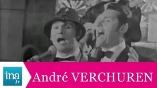 """André Verchuren """"Le petit chapeau tyrolien""""  (live) - Archive vidéo INA"""