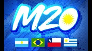 Uruguay vs Argentina - Sudamericano M20 2019