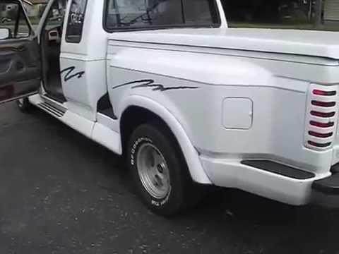 1994 Ford F150 Mark Iii Supercab Youtube