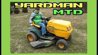 Yardman MTD Lawn Mower