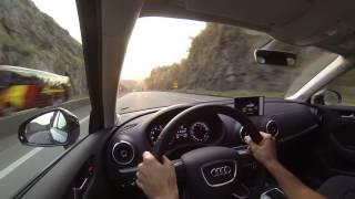 audi a3 sedan 1 4 turbo flex 2016