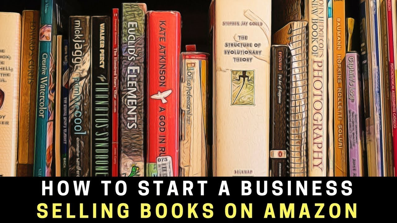 how to find books to sell on amazon