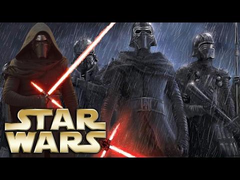 Knights of Ren Origin Revealed in Star Wars Episode 8?