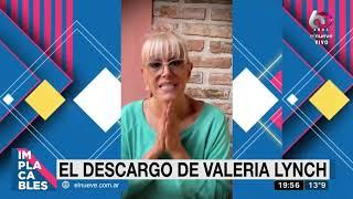 La disputa entre Valeria Lynch y Patricia Sosa YouTube Videos
