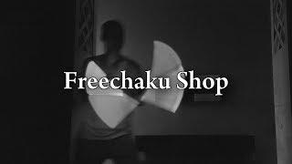 Freechaku shop- Светящиеся нунчаку \ Glow Nunchaku Freestyle