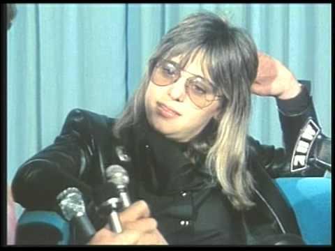 Suzi Quatro Australian Press Conference 1974