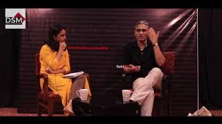 Conversations@theDSM with Atul Pethe & Parna Pethe