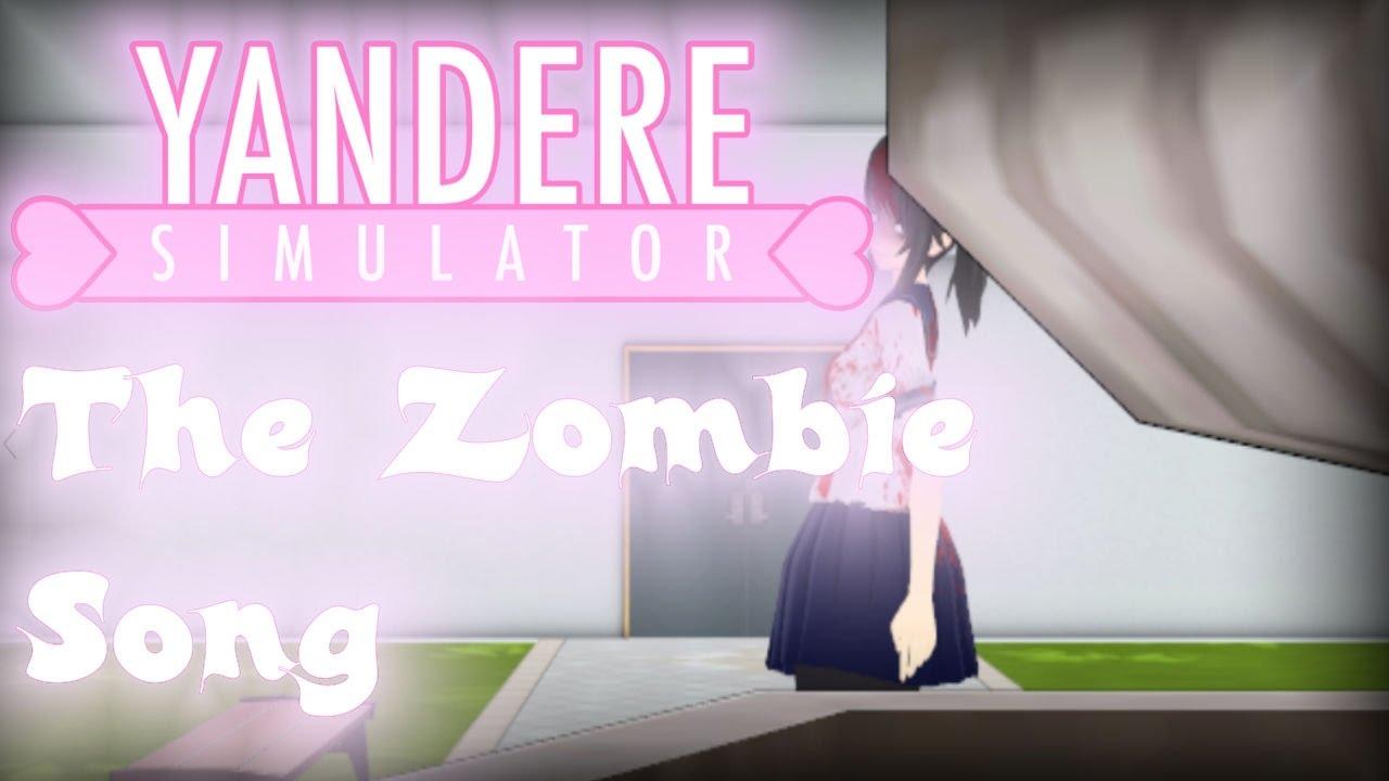 【MMD】The Zombie Song (Lyrics) | Yandere Simulator - YouTube