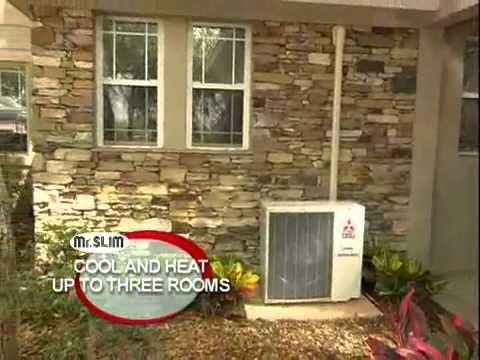 Delightful Mitsubishi Ductless Air Conditoners: Ductless Air Conditioning Home Comfort