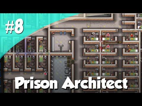 Prison Architect #8 - Veel Geld Verdient!