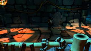 Jack Keane 2: The Fire Within PC HD Opening Gameplay