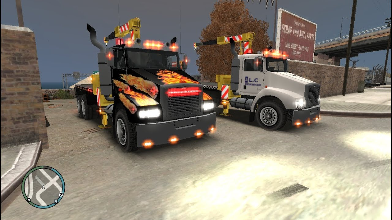 Exclusive Biff Recovery Trucks Pc Games Youtube