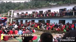 Bhangara Festival.