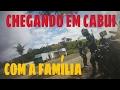 ANDRE CB1000R CHEGANDO EM CAMBUI COM A FAMILIA