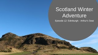 Edinburgh - Arthur