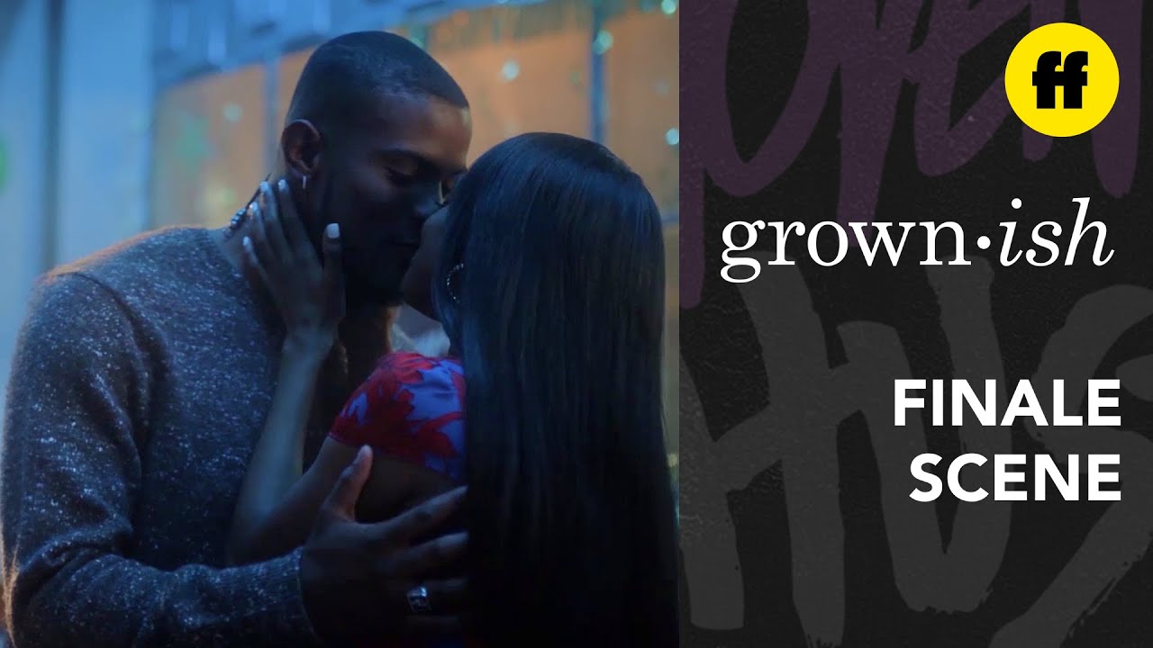 Download grown-ish Season 3 Finale | Aaron's Campaign Succeeds | Freeform