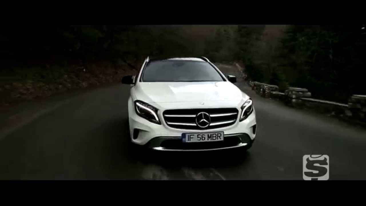 test mercedes benz gla 220 cdi 4matic youtube. Black Bedroom Furniture Sets. Home Design Ideas