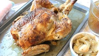 የዶሮ አርስቶ አሰራር  - How To Make a Roast Chicken