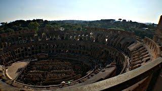 Впервые за 40 лет открылись верхние уровни Колизея (новости)