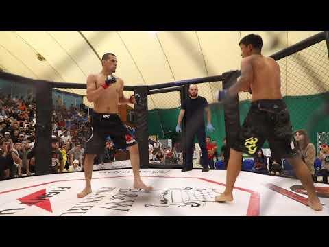 Колизей: Битва Чемпионов 8: Джума Давлатмамадов (Таджикистан) vs. Ажимамат Адилет (Кыргызстан)|61 кг