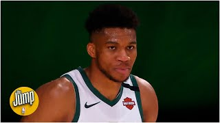 How should the Bucks handle Giannis Antetokounmpo's ankle injury?