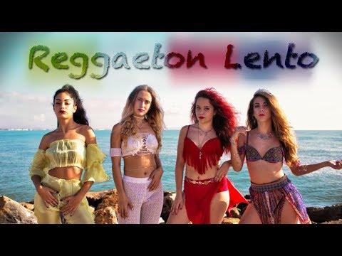 Little Mix Cnco Reggaeton Lento Dance Tribute Choreography Iván Cruz Youtube