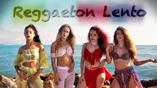 Little Mix - Reggaeton Lento DANCE TRIBUTE Choreography