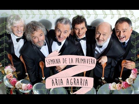 Aria Agraria · Les Luthiers