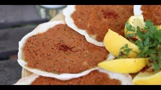 How To Make Homemade Lahmajun Meat Pie Recipe By Heghineh