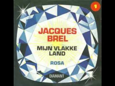 Jacques Brel - Marieke-(nederlandse versie)