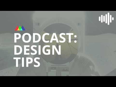 Podcast: Design Tips from Designers