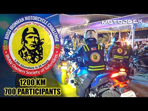 1200KM ENDURANCE  MOTODECK @ BOSS IRONMAN 2020  NORTHLOOP
