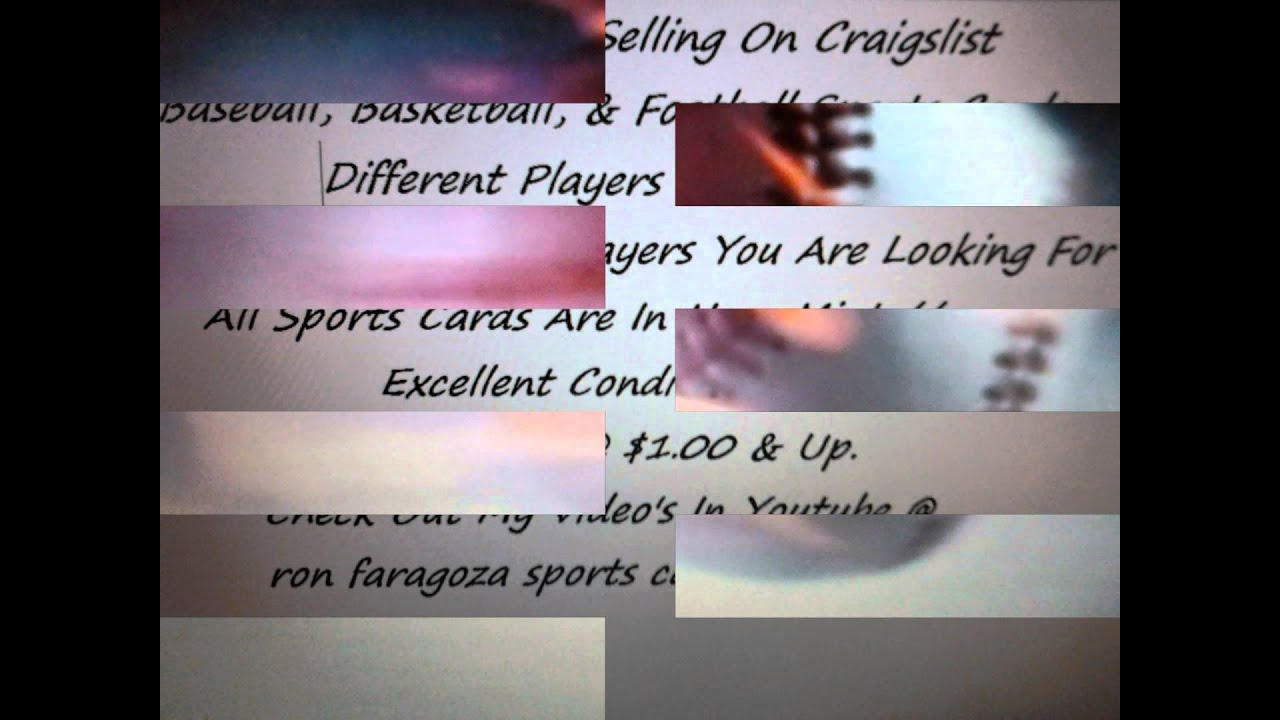 Craigslist San Antonio Texas Check Out My Videos Ron Faragoza