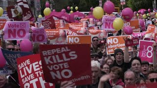 Ireland votes in abortion referendum