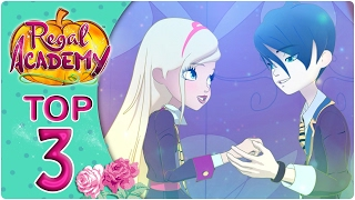Regal Academy | Top 3 romantic moments!