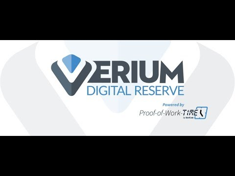 How To Mine Verium (VRM)