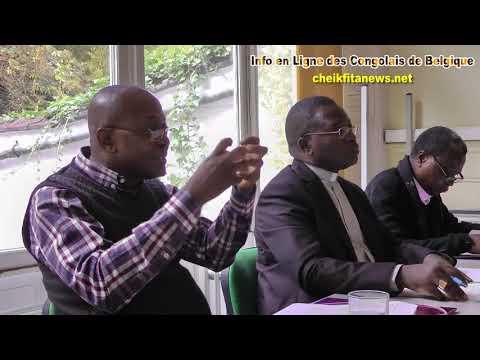 Document. Mgr Utembi de la CENCO à Bruxelles, pas de 3è dialogue...