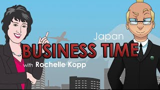 How to Get Japanese Involved in Discussions - Japan Business Time Ep 6 (Phoenyx787)