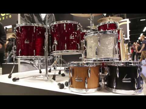 New from NAMM 2016 - Sonor Vintage Series
